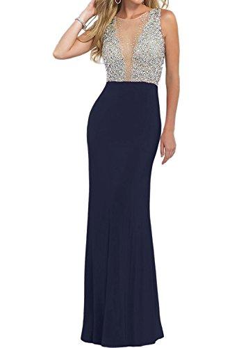 TOSKANA BRAUT - Vestido - para mujer azul marino