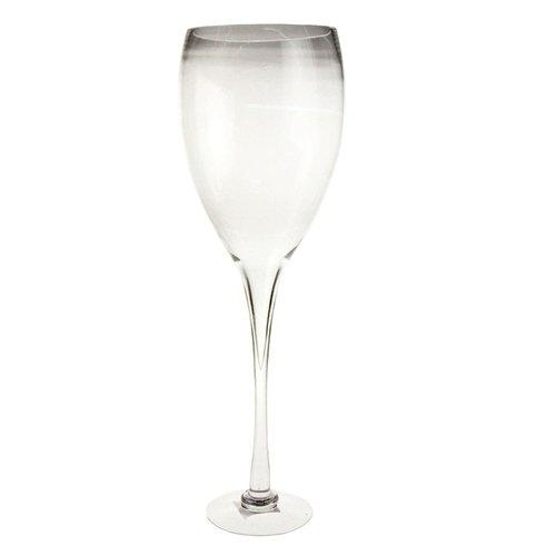 Homeford FTMG07260CLR_06X Tall Champagne Wine Glass Vase,...