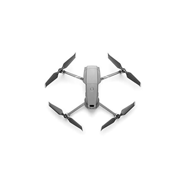 """DJI Mavic 2 Pro Drone con Fotocamera Hasselblad L1D-20c, Video HDR a 10 bit, 31 Min di Autonomia, Sensore CMOS 1"""" 20 MP, Hyperlapse, Rilevamento Ostacoli Omnidirezionale, Grigio 5 spesavip"""
