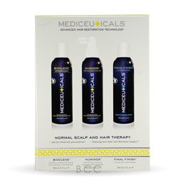 Therapro Mediceuticals Normal Scalp And Hair Therapy Kit by Therapro MEDIceuticals