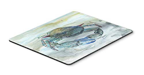 - Blue Crab Watercolor Mouse Pad, Hot Pad or Trivet