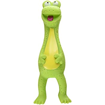 Pet Supplies : Petstages 660 Latex Free Frog Fun Squeaking