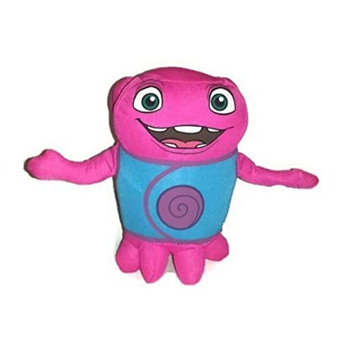 pink oh boov dreamworks animation home 2015 movie 6 inch small stuffed doll - Pink Home 2015