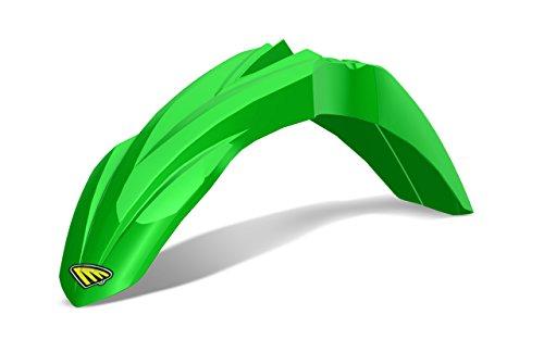 Green Front Fender - 8