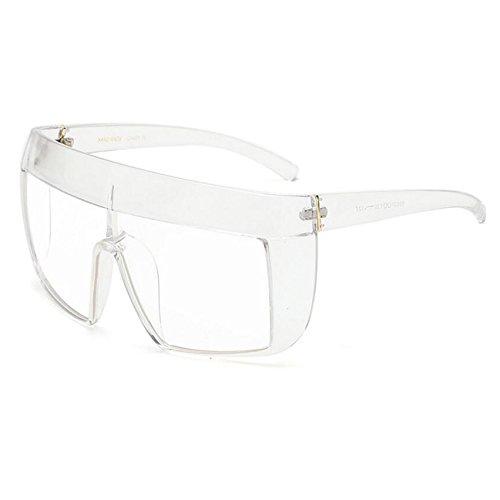 Retrobrille Frauen Sonnenbrille Quadrat Flat Acetat C9 Sonnenbrille C7 KXLEB Top Oversize C1q8WwP
