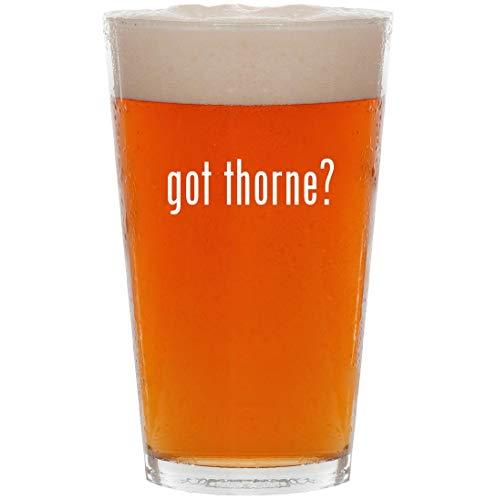 got thorne? - 16oz Pint Beer Glass