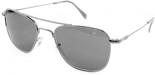 Lenses 52mm Pilots Aviator Sunglasses - 8