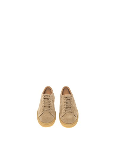 Fred Perry Spencer Suede Crepe Sandstorm B1188938, Turnschuhe