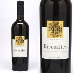 Amazon.co.jp: 1958年 ワイン 赤ワイン 1958年 リヴザルト ノーヴル ...
