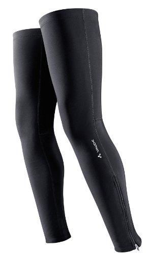 VAUDE Beinlinge Leg Warmer, Black, S, 03350