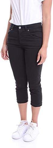 Luxury Fashion | Dondup Dames DP486BS0009DPTD999 Zwart Katoen Jeans | Lente-zomer 20