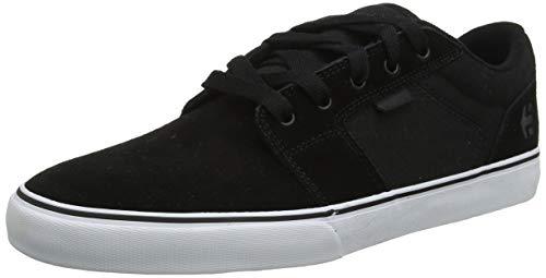 Etnies Men's Barge LS Skate Shoe White/Black, 8 Medium US