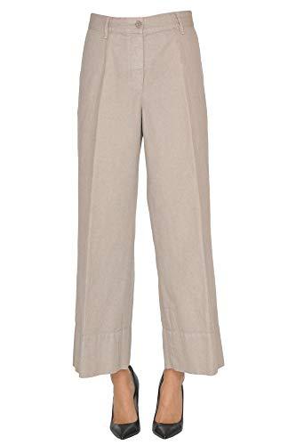 Aspesi Mcglpns000005016e Pantalón Algodon Mujer Beige 4nSfqvX