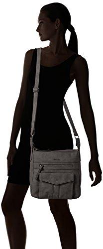 Tamaris Adriana - Shoppers y bolsos de hombro Mujer Negro (Black)