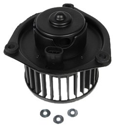 Chevrolet Cavalier Fan - ACDelco 15-81104 GM Original Equipment Heating and Air Conditioning Blower Motor with Wheel