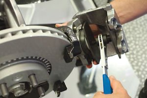 DPL TOOLS Caliper Press Twin Ratchet Disc Brake Caliper Piston Spreader Separator Pad Install Tool by DPL TOOLS (Image #2)