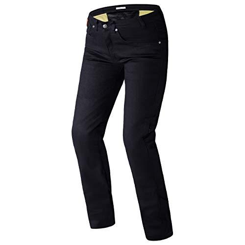 REBELHORN Classic II Slim Fit MotorradJeans CE-Level 2 Knie- und Hüftprotektoren Dupont Kevlar Panels Reflektierende…