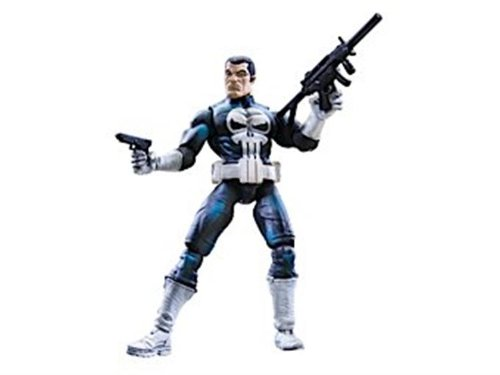 Marvel Universe 3 3//4 Series 1 Action Figure Punisher Toyrocket 0653569355687