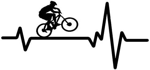 Personalized car stickers Ciclismo casco de bicicleta de montaña ...