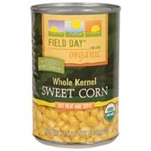 Field Day Whole Kernel Corn ( 12x15.25 OZ) by Field Day