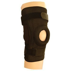 - BELL HORN BRACE YOURSELF FOR ACTION BYFA KNEE WRAP HINGED 99440 L/XL