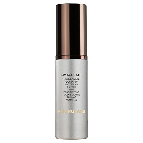 Hourglass Immaculate Liquid Powder Foundation Sable - Pack of 6 ()