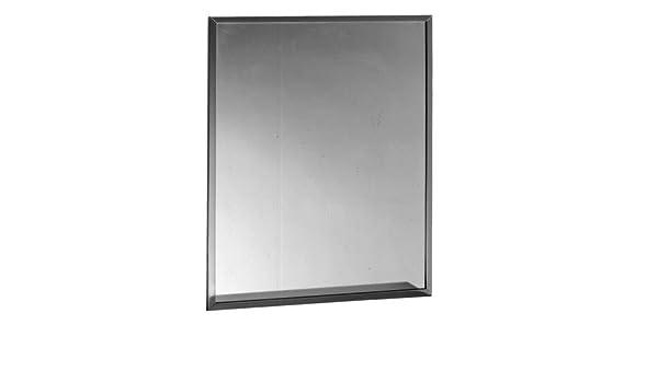 bobrick b 165 mirror