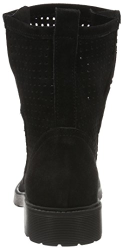 8106 London Black Suede Noir Classiques 01 Bottes Buffalo Femme xPFdOxw5