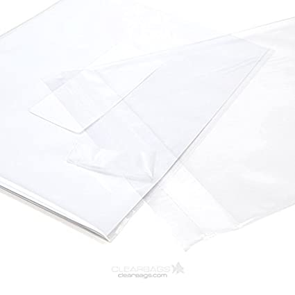 Amazon.com: ClearBags 6 x 9 bolsas de celofán transparentes ...