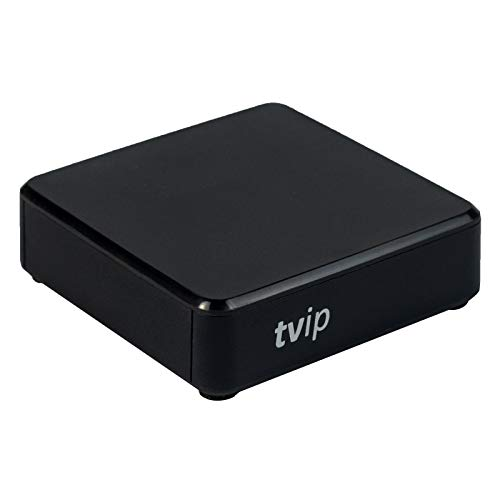 TVIP S-Box v.415se IPTV HEVC HD Linux Multimedia Speler, Internet TV IP 512MB RAM + 4GB Flash, MicroSD-kaart, EXT.IR, 2…