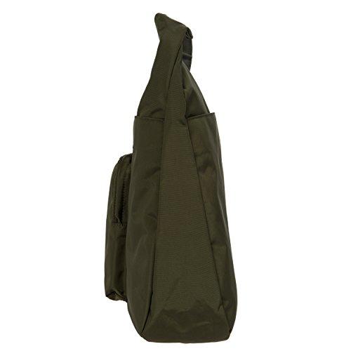 Bric's X Vert 31 bag olive Bandoulière Cm Sac 7FrA7Bq