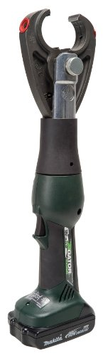 Greenlee EK628L11 Gator Battery-Powered 6 Ton L Series Crimping Tool with 120V Charger (Greenlee Battery)