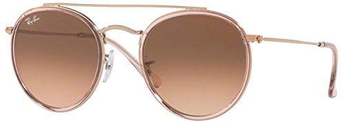 Pink Ray Ban Sunglasses (Ray-Ban Metal Unisex Aviator Sunglasses, Pink, 51 mm)