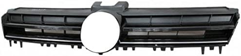 GITTER GRILL VORNE MIT VERCHROMTER LEISTE Aftermarket VW27233