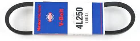 4L250 RAW EDGE V-BELT GATES