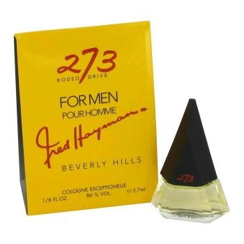 273 by Fred Hayman - Mini Cologne .12 oz by Fred (0.12 Ounce Mini Cologne)
