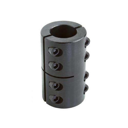 Pack of 5 pcs 2ISCC-Series Clamping Coupling Steel Climax Metal 2ISCC-062-062