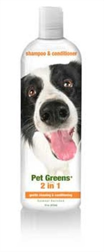 Pet Greens Grooming 2 in 1 Shampoo and Conditioner, My Pet Supplies