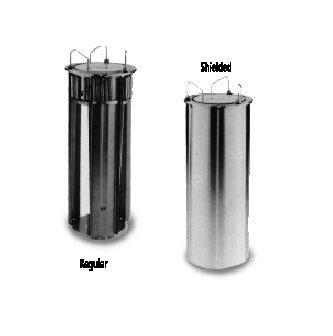 Deluxe Heated Dish Dispenser (Apw Wyott HL-9A Deluxe Drop In Heated Dish Dispenser, Maximum 13