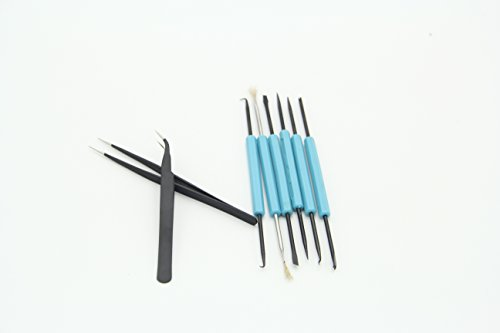 soldertek soldering kit  small portable electric 60w soldering iron kit adjustable temperature
