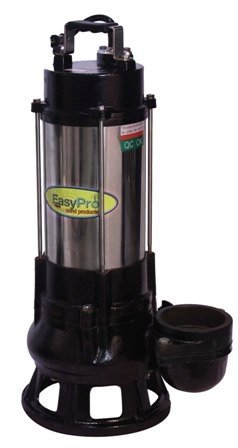 EasyPro Pond Products TB8000 8000 GPH TB Series High Volume Submersible Pump, 115V
