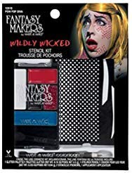 Wet n Wild Fantasy Makers Wildly Wicked Stencil Kit - 12818 Pow Pop -