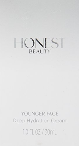 Honest Beauty Younger Face Deep Hydration Cream, 1 Ounce