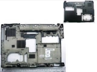 HP 594022-001 CPU base enclosure (chassis bottom)