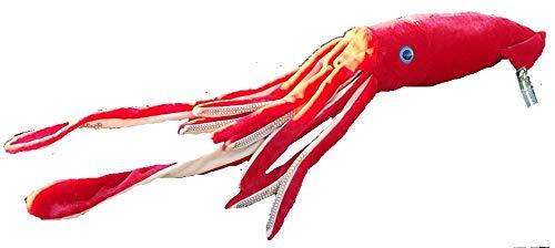 Giant Squid Stuffed Animal - 32