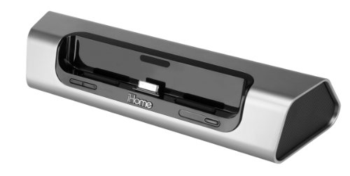 iHome iD9 App-Friendly 30-Pin iPod/iPhone/iPad Speaker Dock (Not Compatible w/ iPhone 5/6 or any Lightning Compatible Models) (Discontinued by Manufacturer) by Sound Design (Image #3)