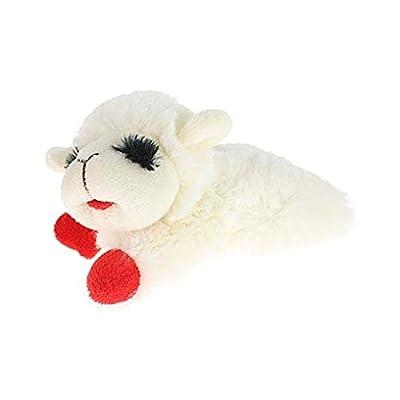 MPP Lamb Chop Dog Toy Soft Plush Squeaker Classic TV Puppet Character Choose Size (Jumbo - 24