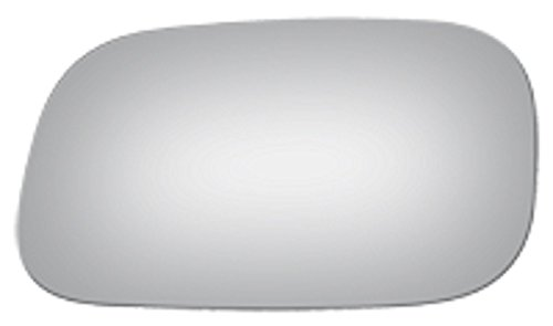 2004 - 2011 Dodge Durango Dakota Driver/Left Side Replacement Mirror Glass W/O Backing Plate - Dodge Dakota Durango Ram