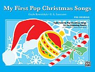 (My First Pop Christmas Songs - Piano - Pre-Reading)