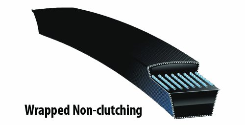 Oregon 75-979 Replacement Belt for John Deere Gx20006, 1/2-inch x 88-5/8-inch